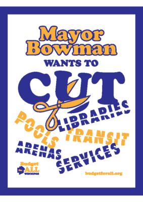 CUTS! Handbill